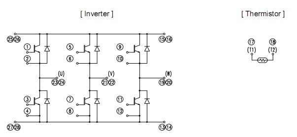 电路 电路图 电子 户型 户型图 平面图 原理图 603_280