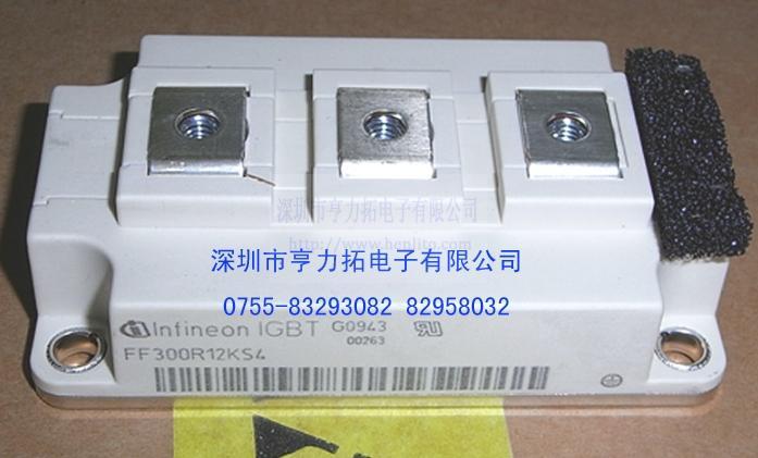 ff300r12ks4 电路连接图