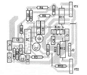 tda7294推动的高保真功率放大器