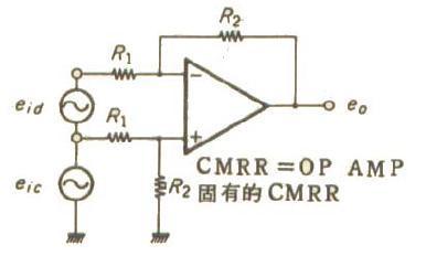 差动前置放大器设计-差分前置放大器电路-运放差动