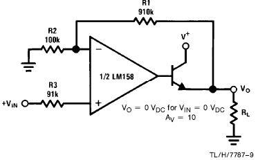 功率放大器外围电路