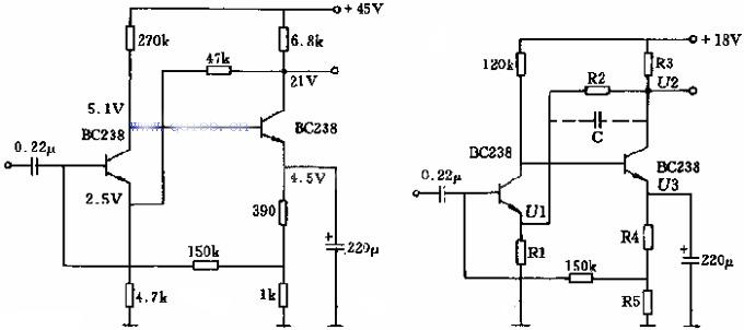 通用放大器电路图