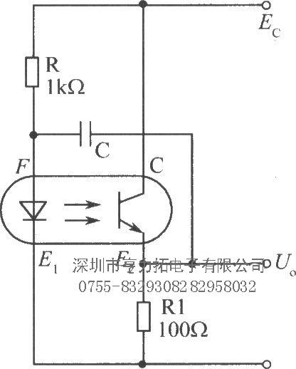 单的多谐振荡器电路