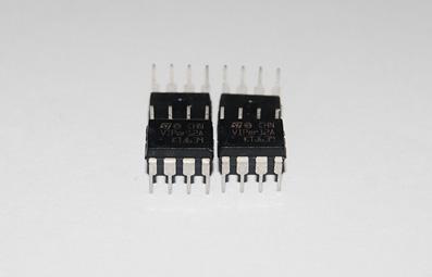 控制电路接受8v-40v的辅助电源电压