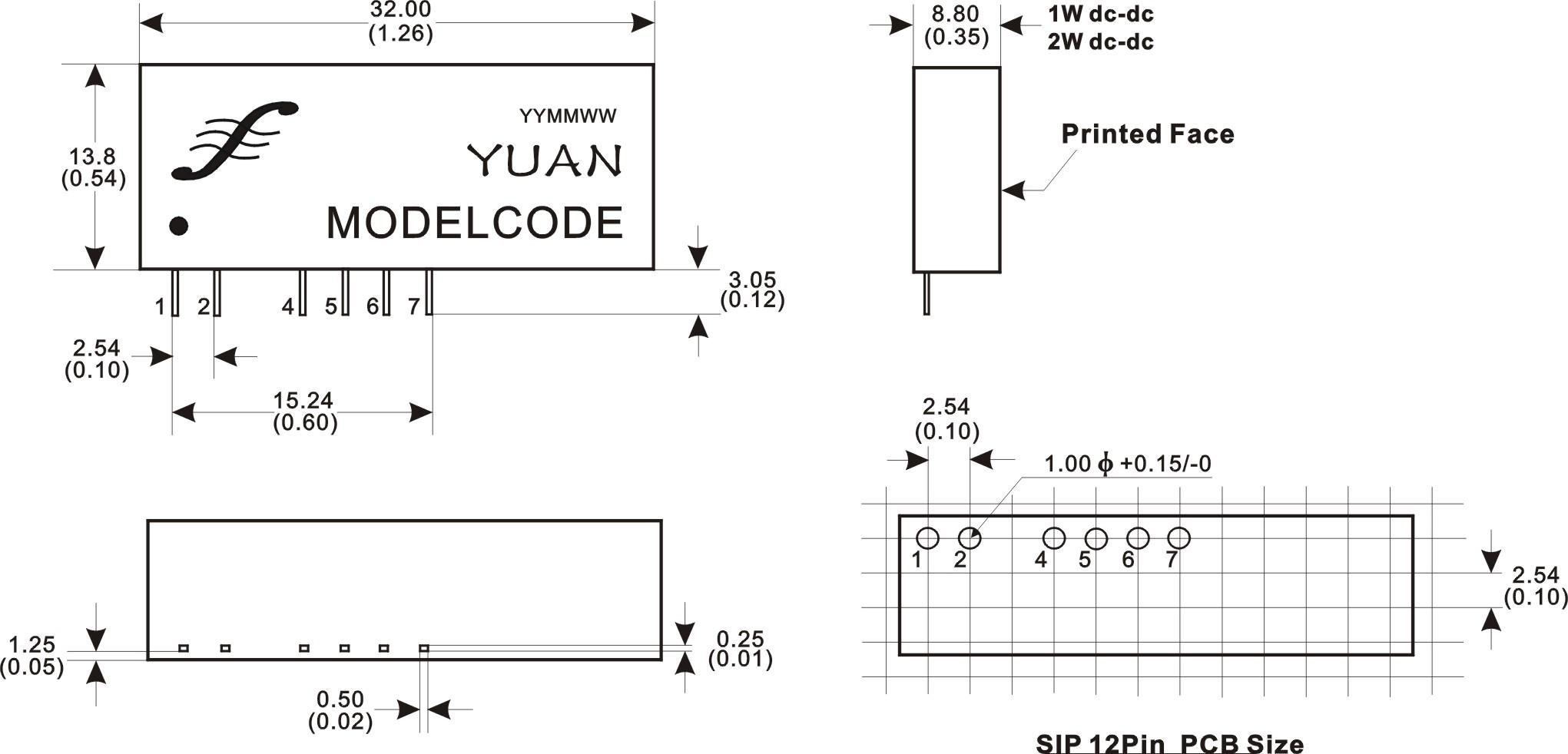 用电管理仪表专用dc/dc:vdh系列双隔离双回路输出模块
