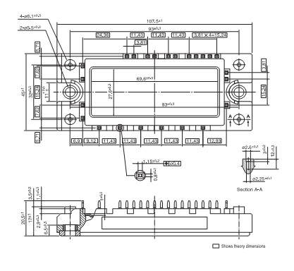 型号:7mbr10sa120 / 7mbr15sa120 /7mbr25sa120   广泛应用: ●逆变器