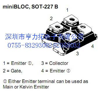 不间断电源(ups) •开关模式和谐振模式 电源供应器 ixsn62n60u1