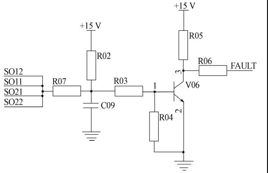 芯片的三电平igbt模块驱动电路