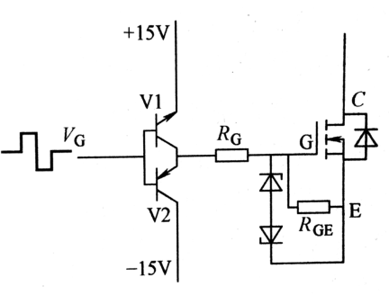 典型的igbt栅极驱动电路