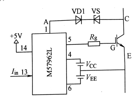 igbt过流保护电路设计-经典电路分析