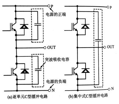 C型突波吸收电路