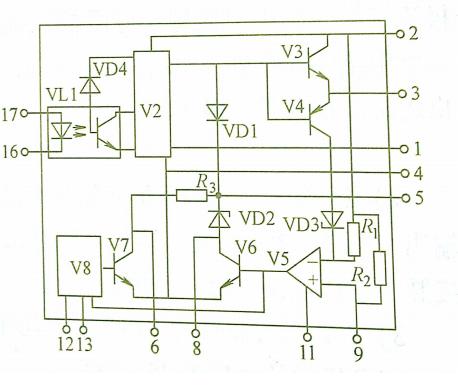 igbt驱动模块参数和电路设计