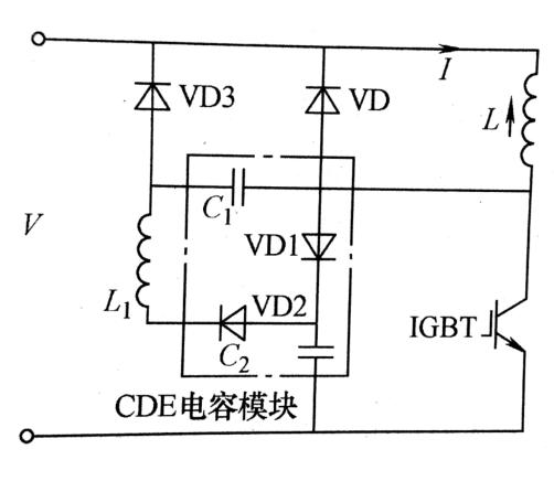 igbt无损吸收电路原理和拓扑分类