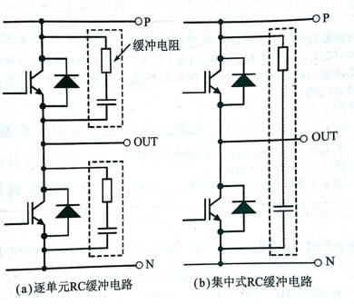 RC型突波吸收电路