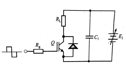icm的简单测试电路