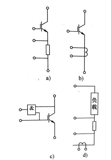 集电极过电流检测电路