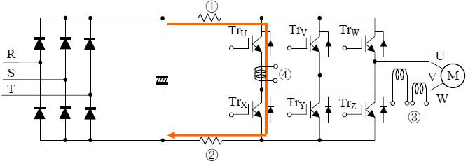 电流互感器ct 元件破坏,控制电路