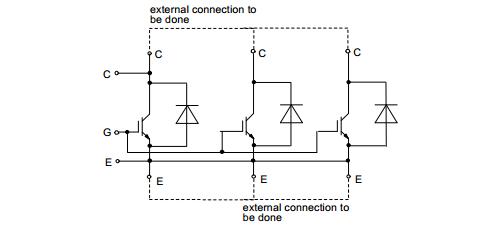 igbt工频逆变器电路图