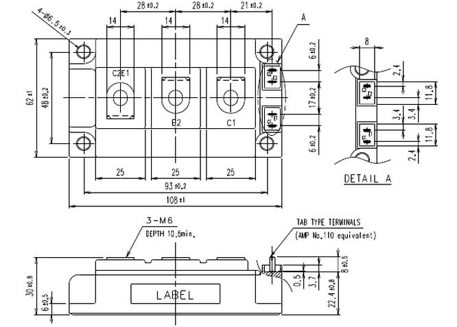 igbt模块原理电路分析