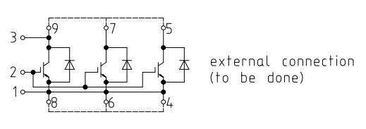 驱动电路应运而生,该模块采用脉冲变压器隔离方式