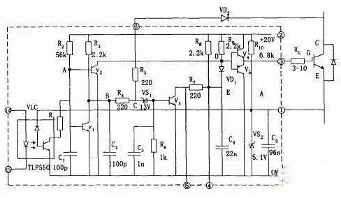 exb841应用电路图